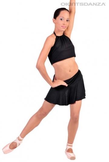 Kleidung modern-dance - Top und rock JZM777