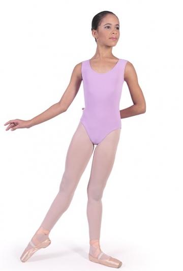 Body tanz ärmellos B409
