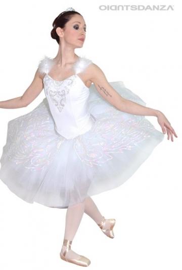 Kostüm Schwan Weiß C2670