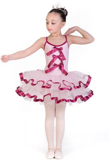 Tutu tanz für mädchen C2689