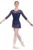 Body tanz mit rock elastische netzwerk B7016