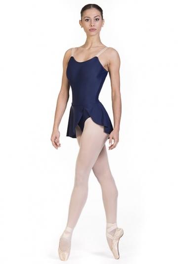 Body für ballett mit rock B7018