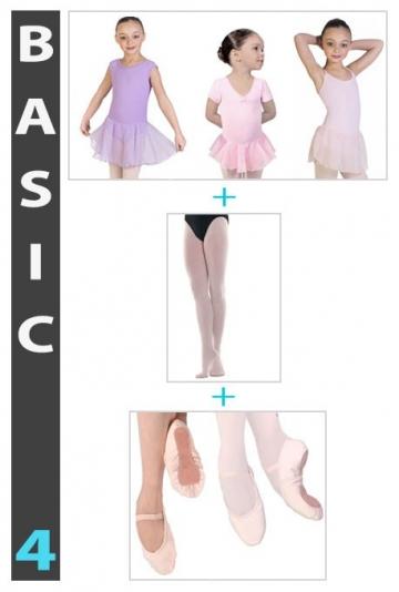 Kit BALLET BASIC 4