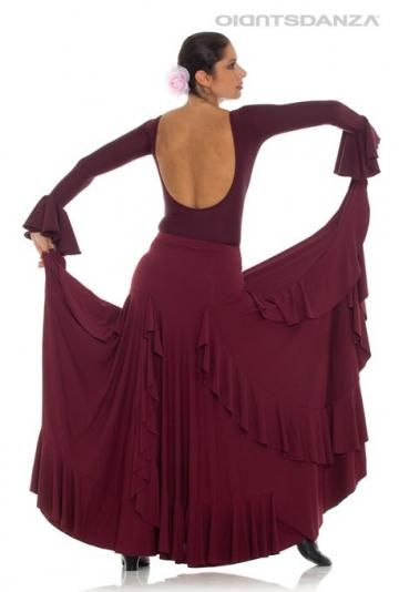 Rock für flamenco mit rüschen FL 2020